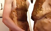 Dirty scat fucking couple