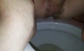 me pooping
