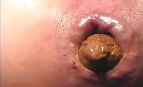 Close Up Japanese Poop