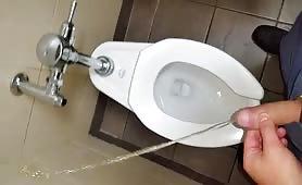 Messy Public Toilet