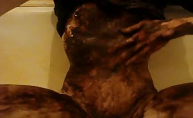 My scat body massage video